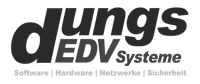 dungsEDV-Systeme Logo
